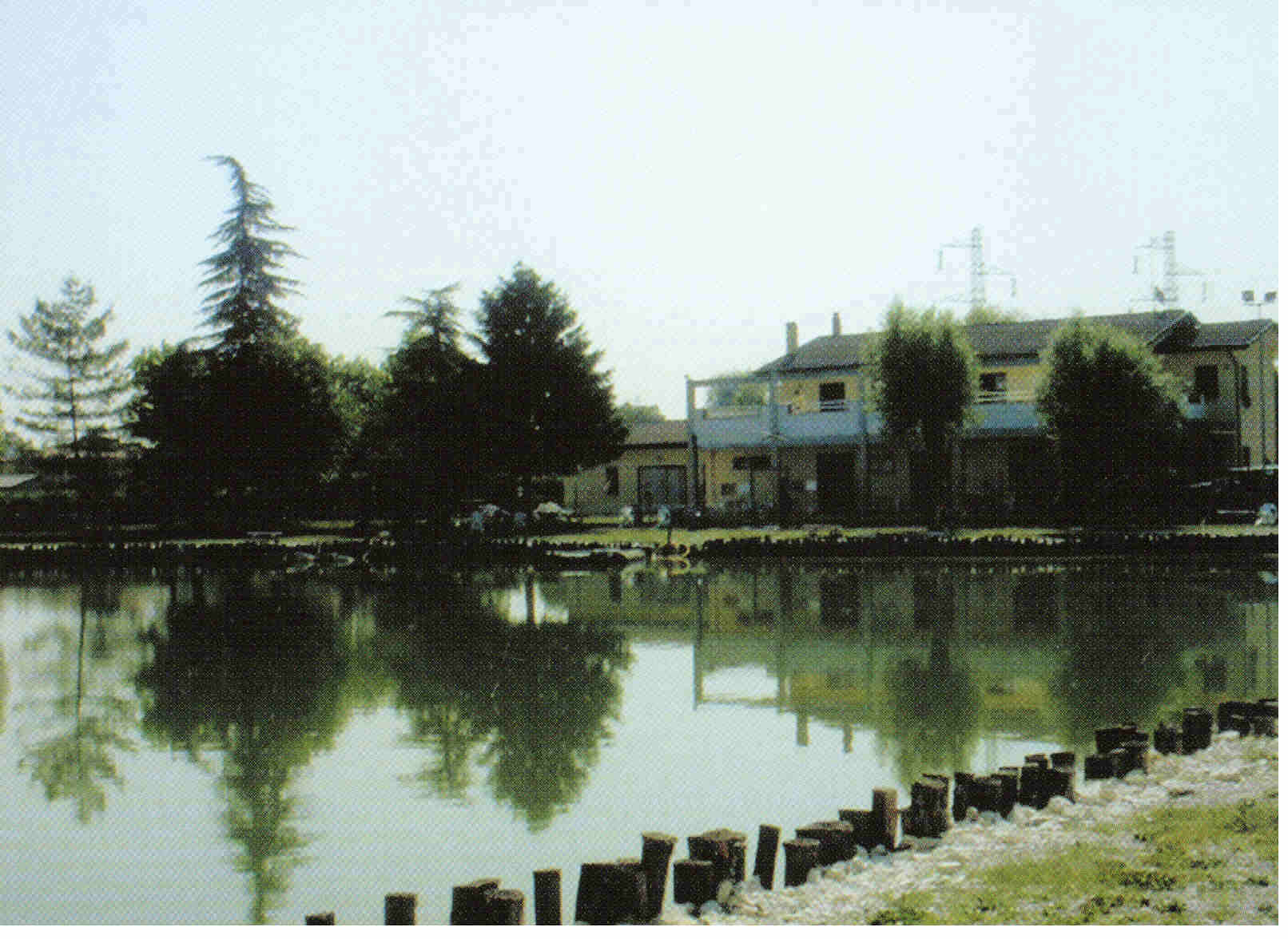 Lago azzurro for Lago spa padova